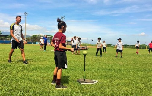 Alianza MEP –JICA capacita 27 Direcciones Regionales en béisbol