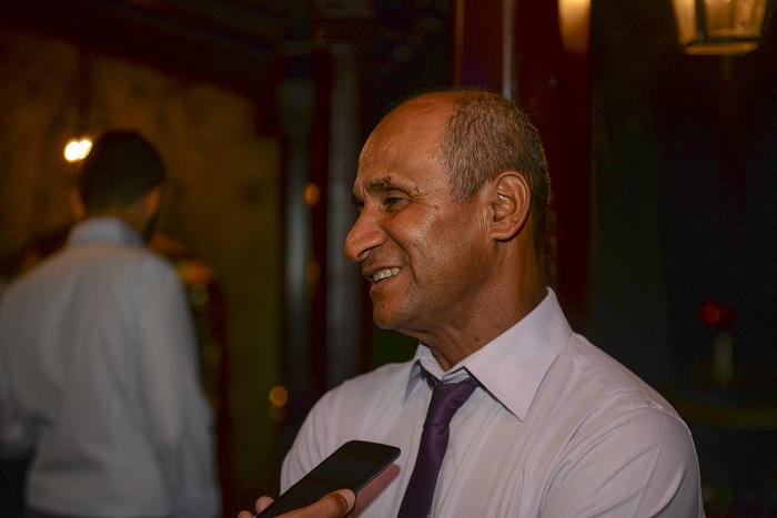 """Henry Duarte: """"Mi presencia no hará falta ante Martinica"""""""