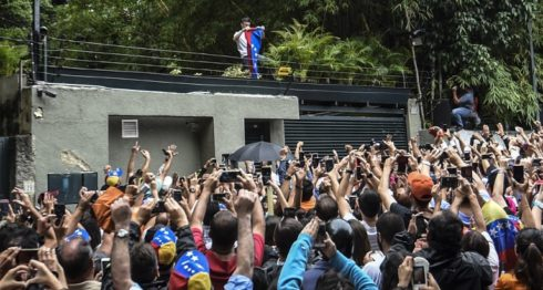 Leopoldo López ahora bajo arresto domiciliario