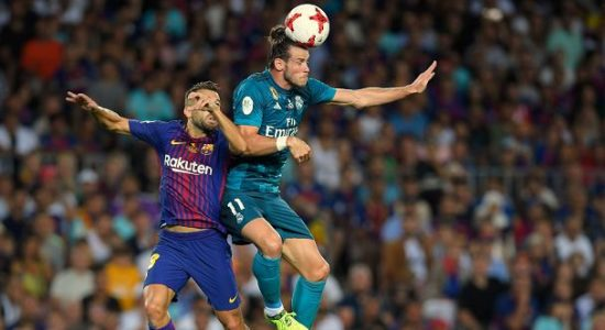 Real bailó al Barcelona y acaricia la Super Copa