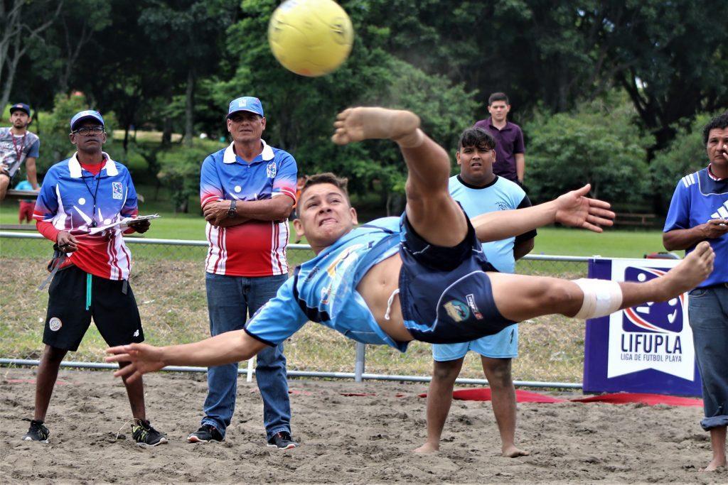Playa Bonita abre el Clausura de la Liga de Fútbol Playa