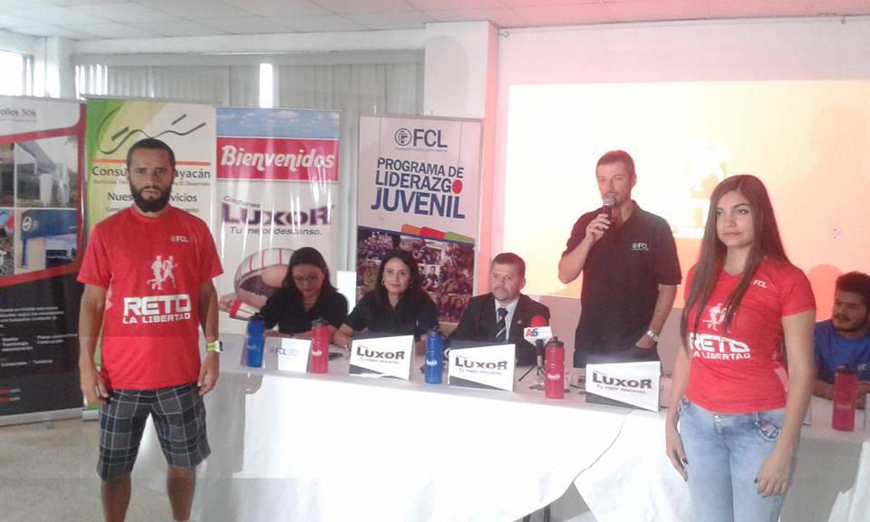 Fundación Ciudadelas de Libertad (FCL) presenta la media maratón «Reto la Libertad»
