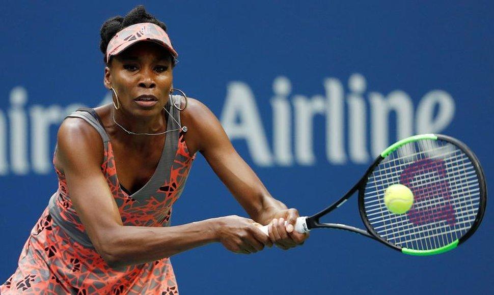 Venus Williams en busca de más gloria en semifinales del US Open