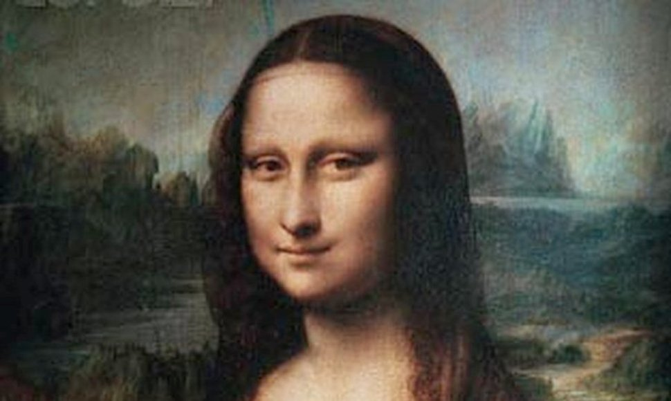 Leonardo da Vinci podría haber dibujado a una Mona Lisa desnuda