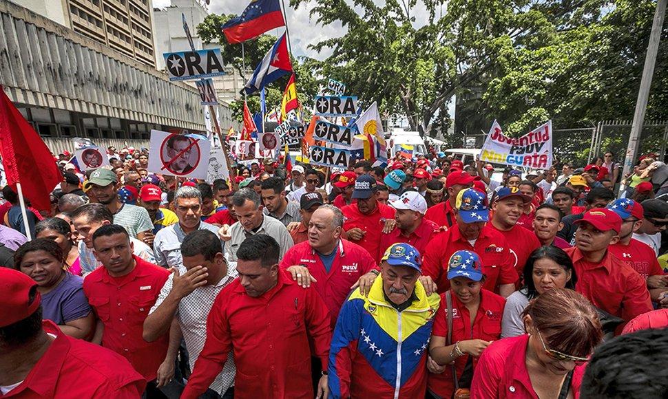 USA gira nuevas alertas a transacciones con Venezuela