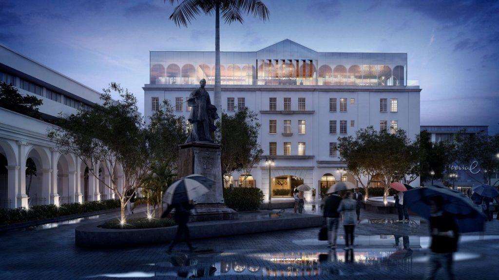 Culmina el proceso para la modificación del 5to. piso del Gran Hotel Costa Rica