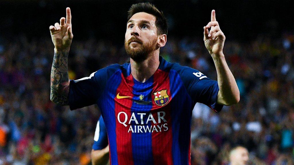 El nuevo tatuaje de Leo Messi