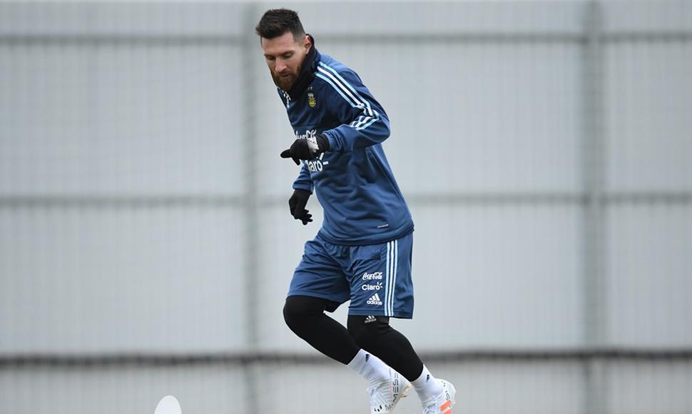 España para Messi esta dentro de las favoritas a ganar la Copa del Mundo