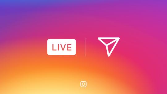 Instagram te permite enviar enlaces de tus vídeos en directo a través de un mensaje privado