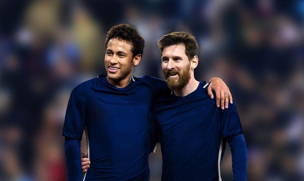 Neymar y Messi se unen en campaña pro alimentación escolar para Latinoamérica