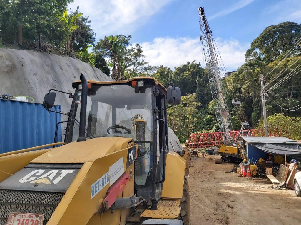 CNE Inicia la construcción de la tercera etapa del puente vehicular en la isla de Moravia