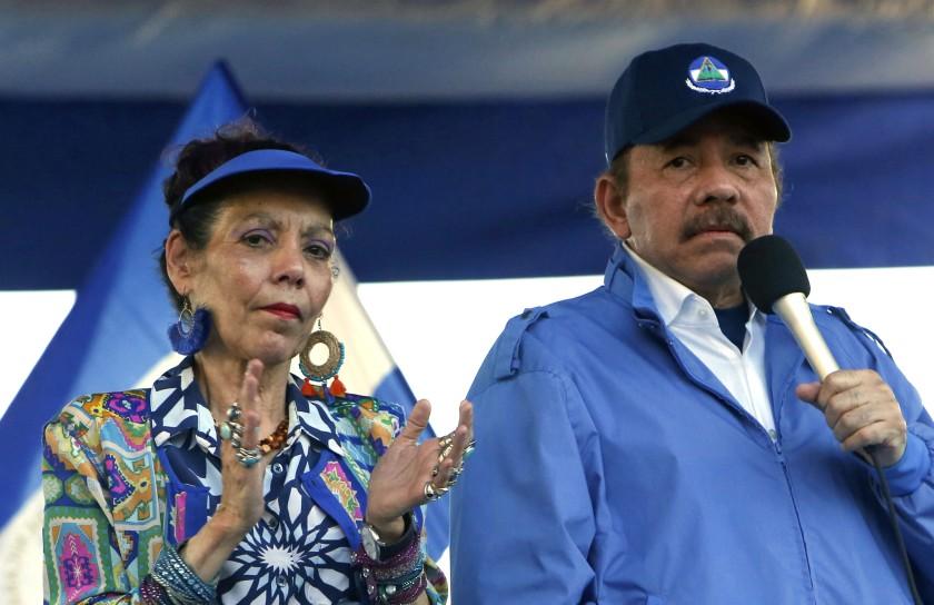 Pareja presidencial Ortega Murillo, acomoda todo para prácticamente renovar su mandato