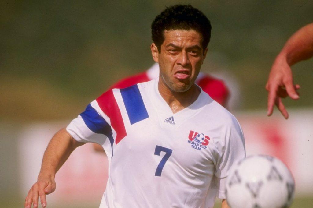 Entrenador Cuscatleco en sus tiempos de jugador fué despreciado por «La Selecta» y llegó a jugar un mundial con USA